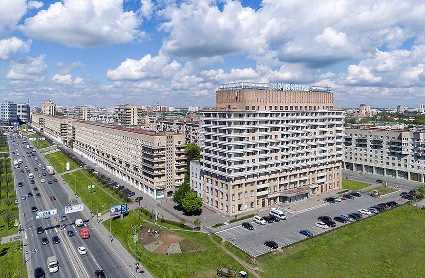 гостиница в Санкт-Петербурге